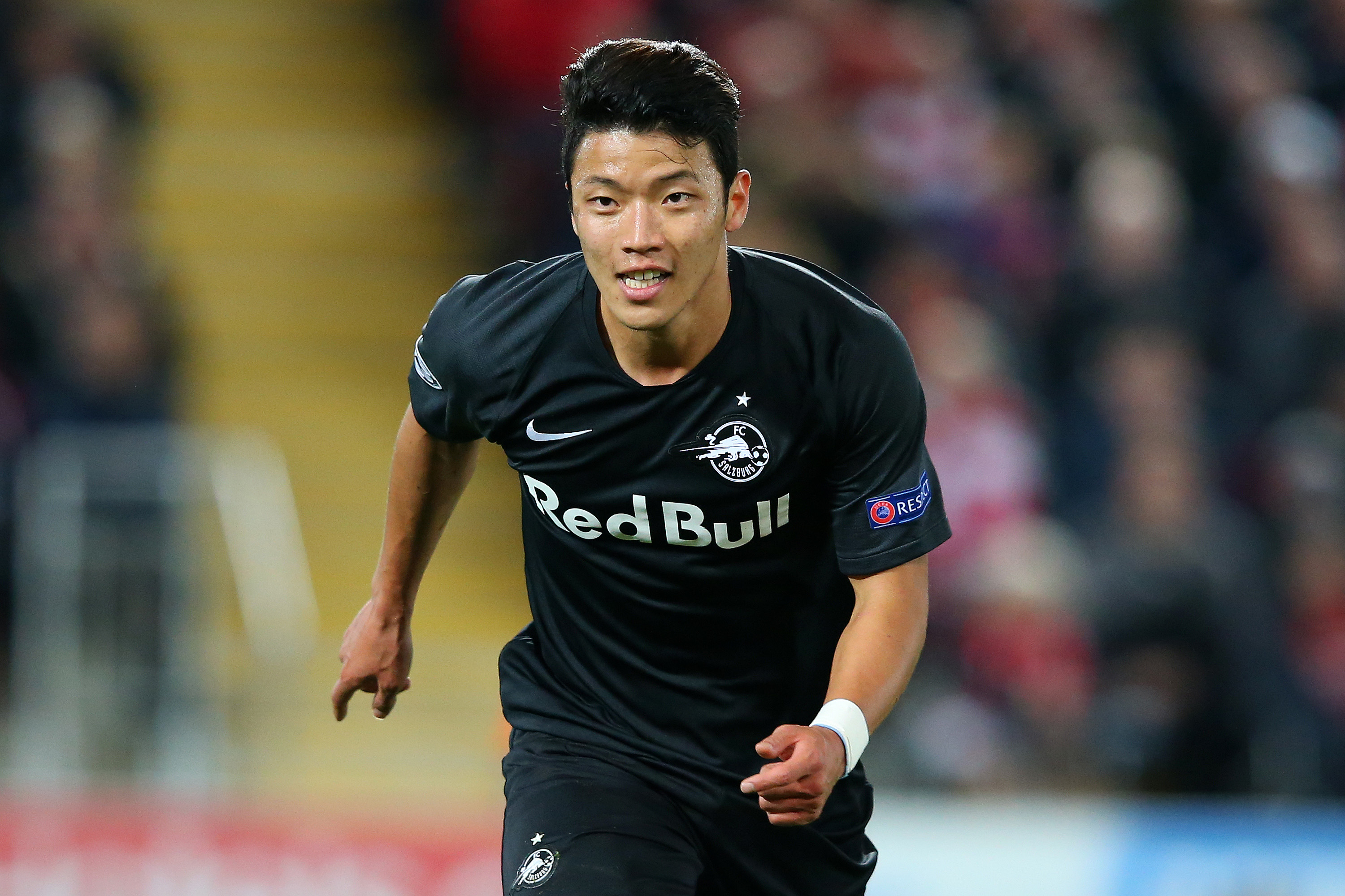 Hwang Hee-chan has been brought in to fill the void left by Timo Werner. (Photo by Alex Livesey/Getty Images)