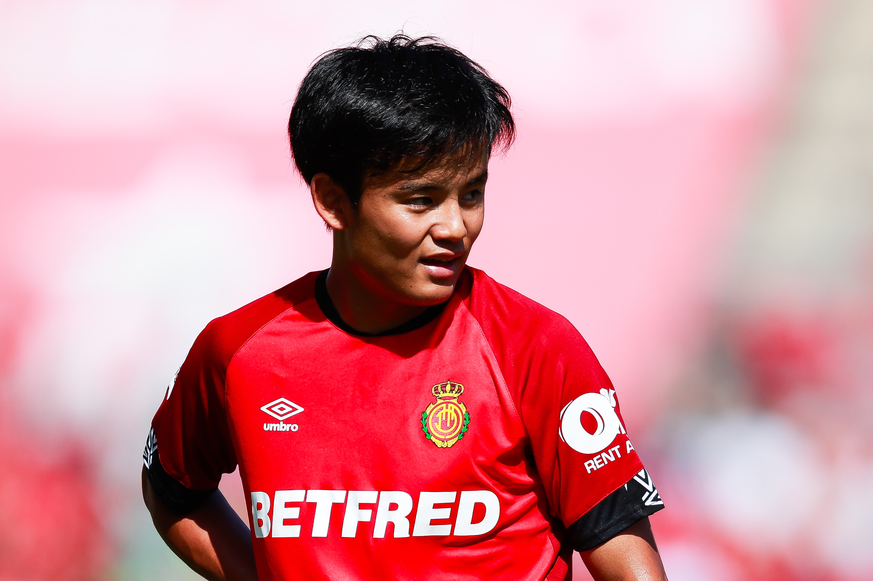 Takefusa Kubo will want to impress against his boyhood club (Photo by Eric Alonso/Getty Images)