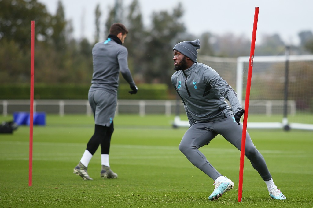 Tanguy Ndombele is on Barcelona's radar (Photo by Jack Thomas/Getty Images)