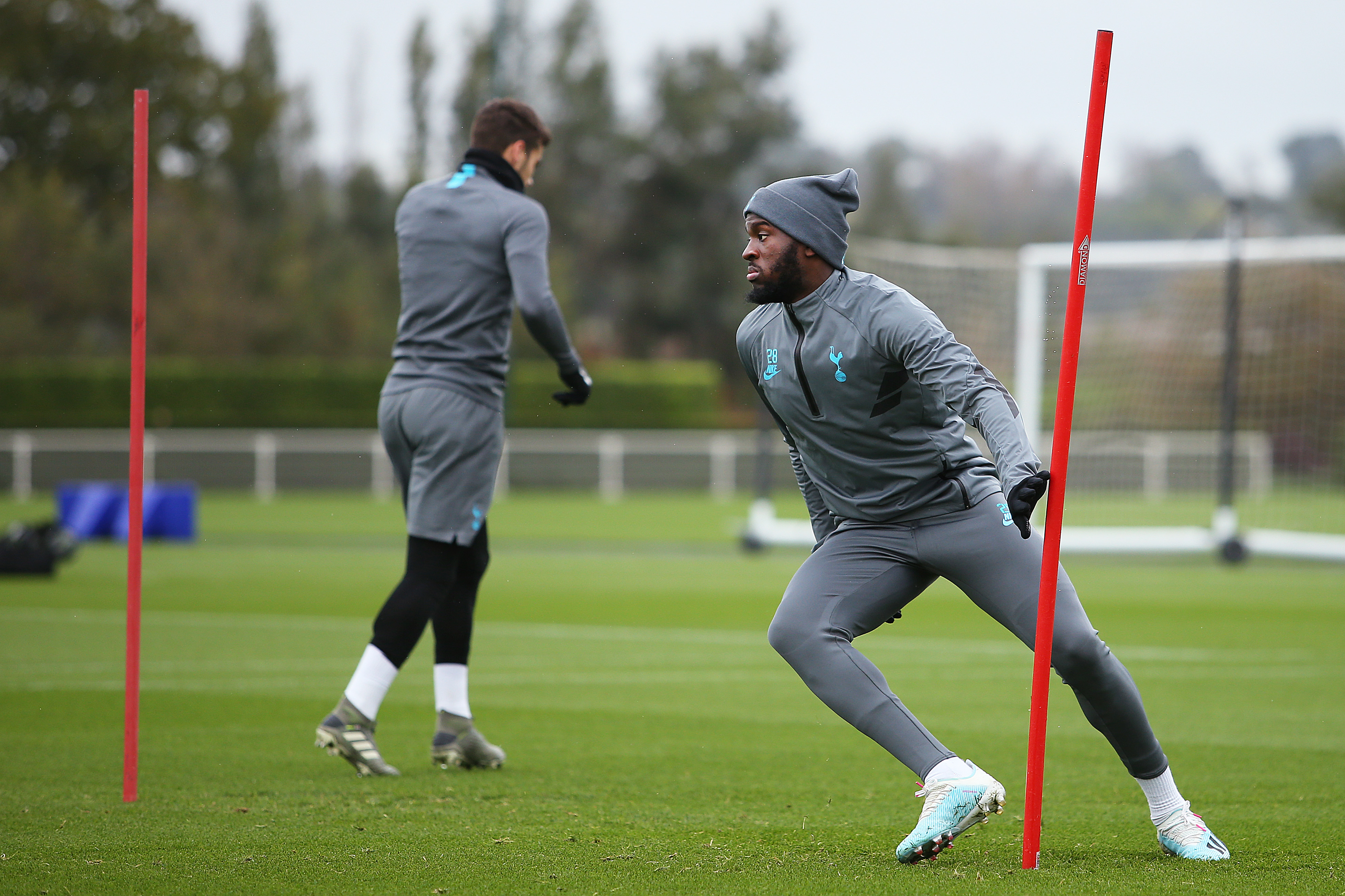 Tanguy Ndombele would be open to joining Real Madrid (Photo by Jack Thomas/Getty Images)