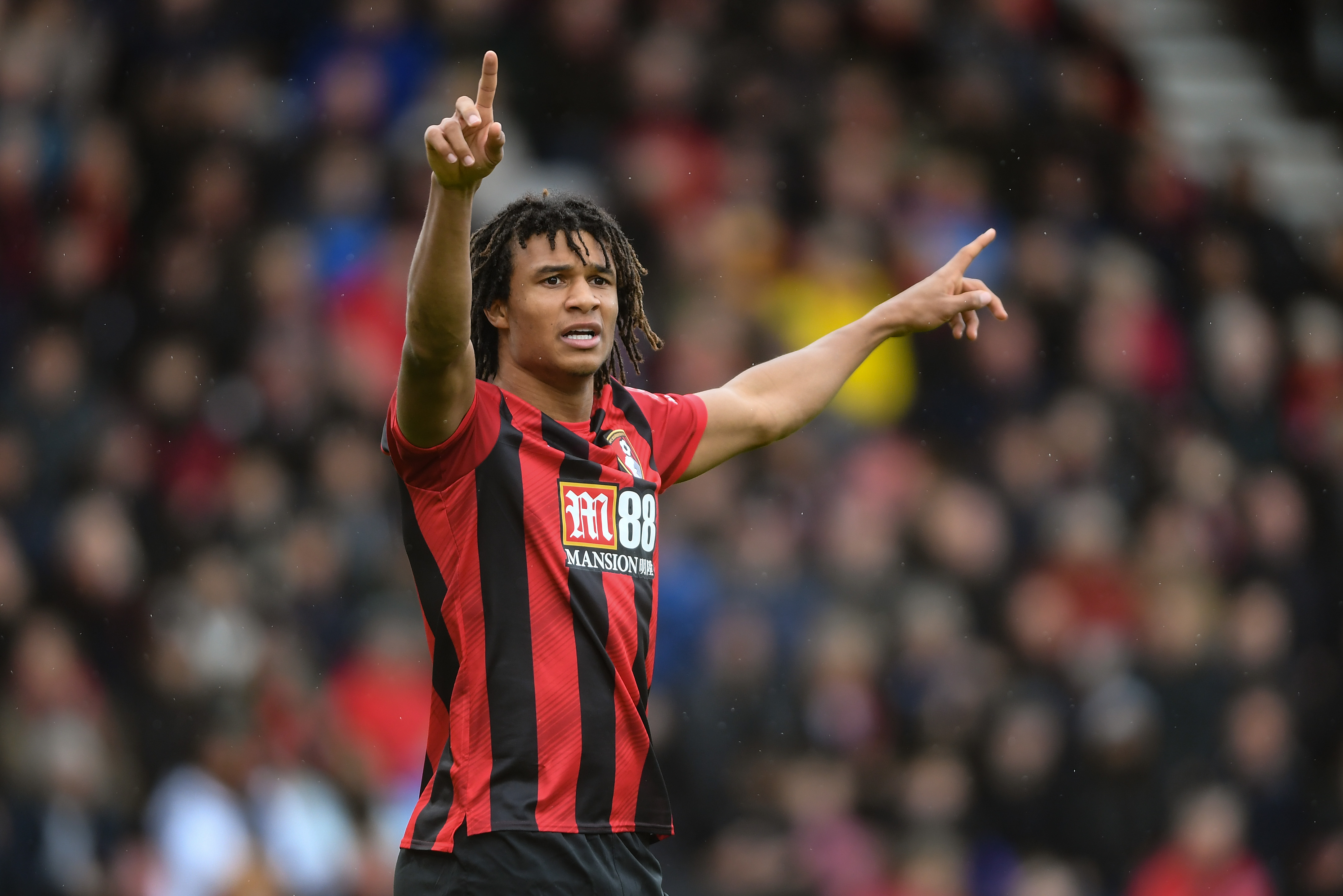 Nathan Ake could form a solid defensive partnership with Virgil van Dijk (Photo by Mike Hewitt/Getty Images)