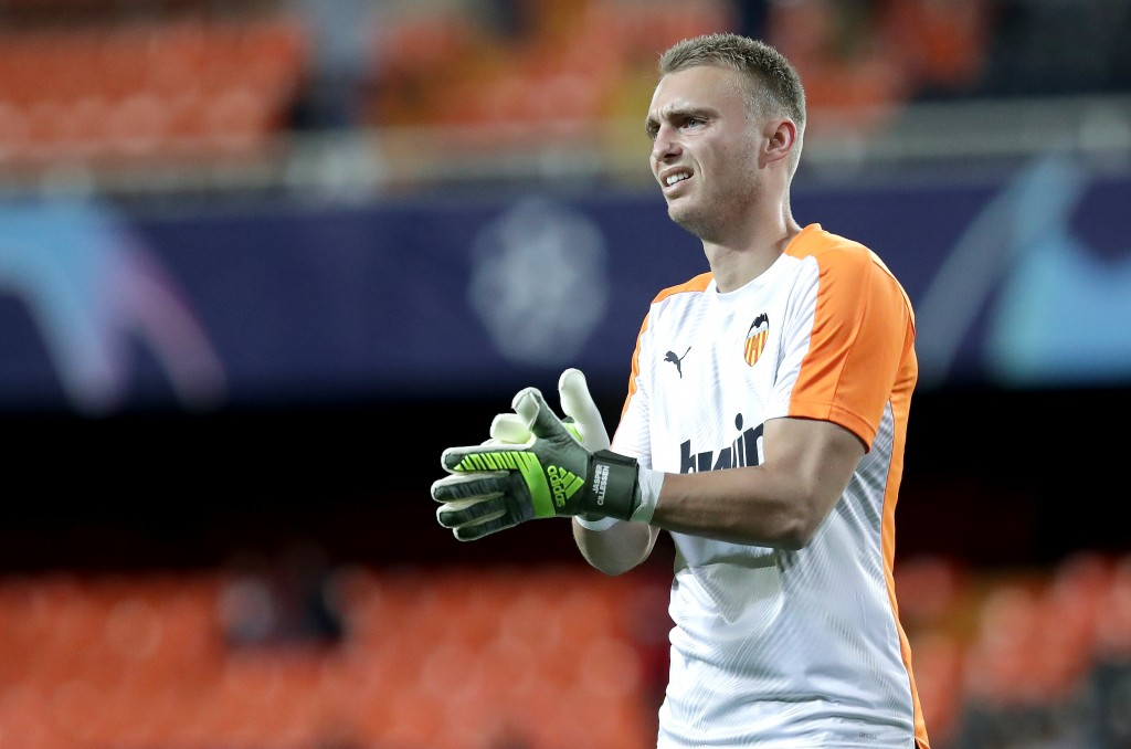 Jasper Cillessen misses out due to injury. (Photo by Gonzalo Arroyo Moreno/Getty Images)