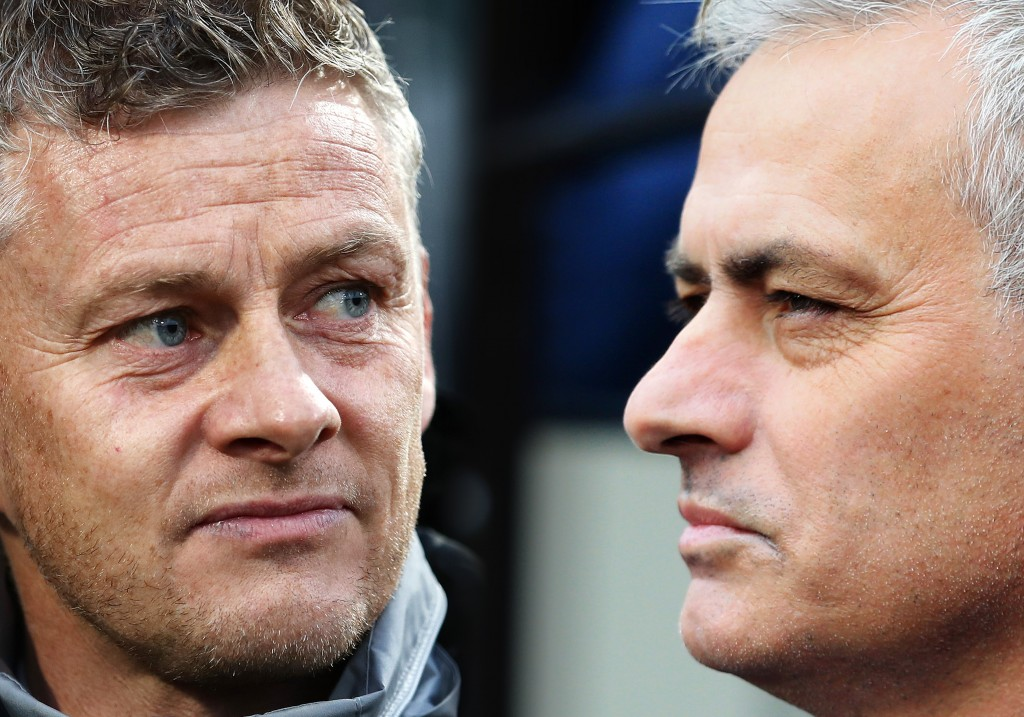 Mourinho about to get Ole'd again? (Picture Courtesy - AFP/Getty Images)