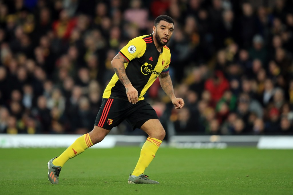 Will Deeney deliver from the front? (Photo by Marc Atkins/Getty Images)