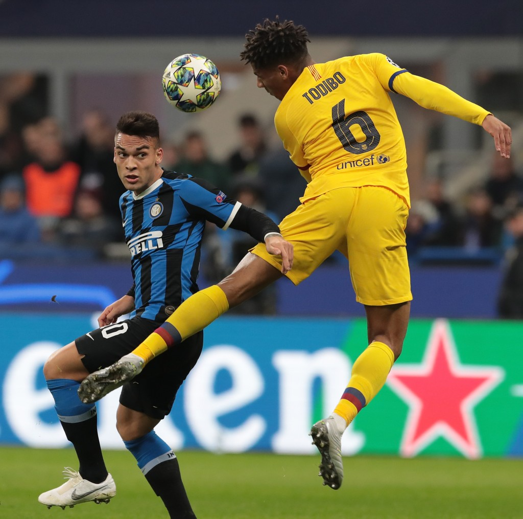 Set to fund the move for Lautaro Martinez. (Photo by Emilio Andreoli/Getty Images)