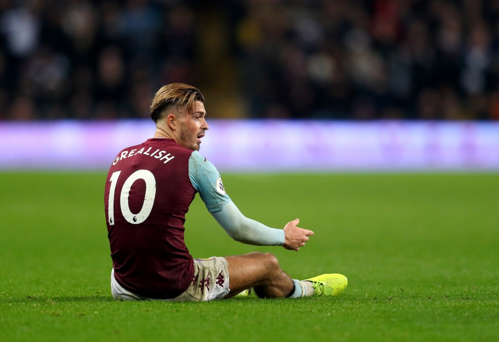 Will Grealish stay and lead Aston Villa to a better Premier League season in 2020-21? (Picture Courtesy - AFP/Getty Images)