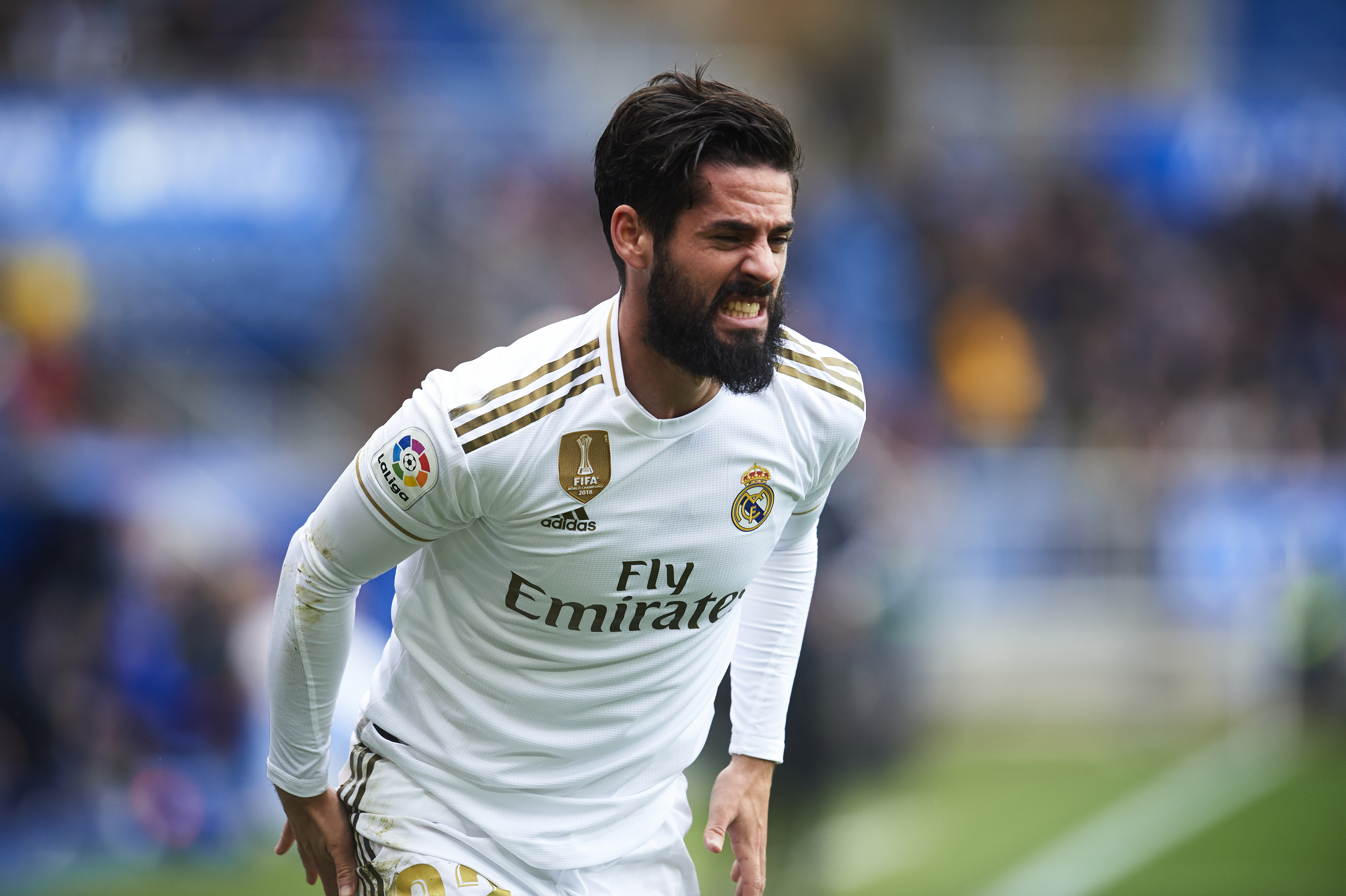 Isco never really got going against Getafe (Photo by Juan Manuel Serrano Arce/Getty Images)