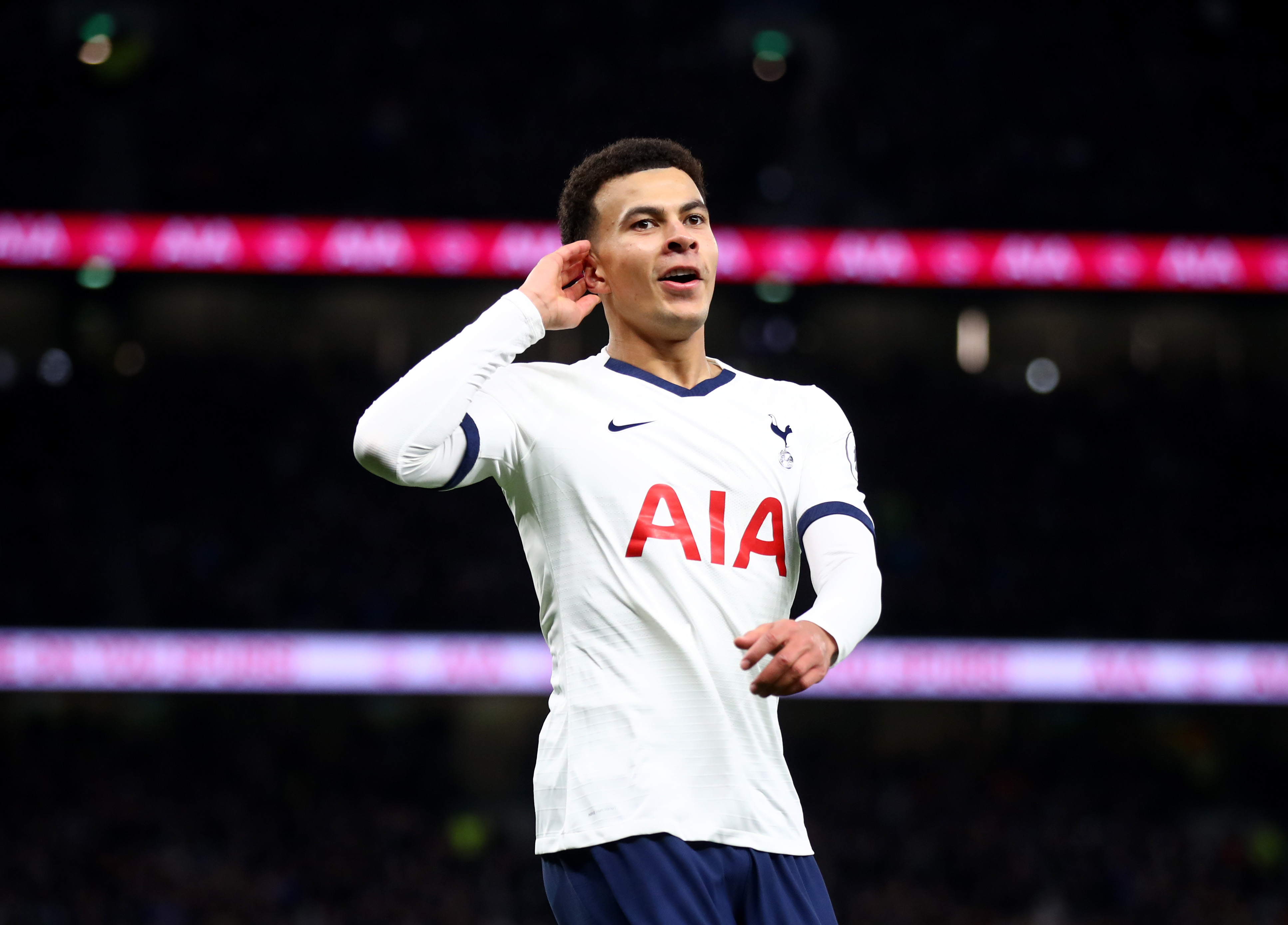 A top star to persona non-grata, Alli has endured a mighty fall at Tottenham (Photo by Julian Finney/Getty Images)