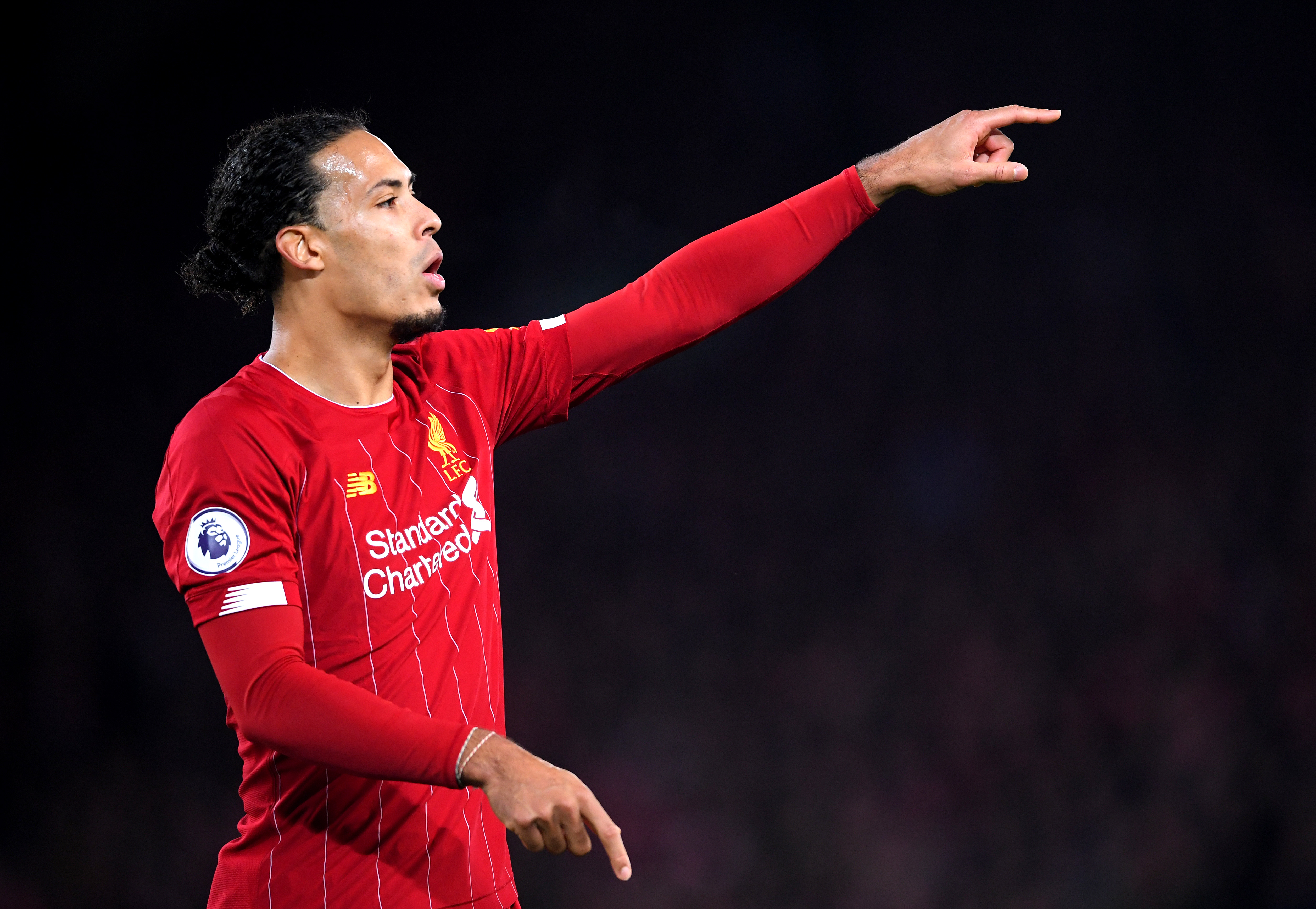 Conte was keen on signing Virgil van Dijk at Chelsea (Photo by Laurence Griffiths/Getty Images)