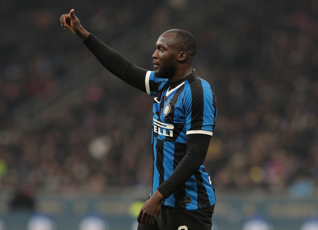 Lukaku has rediscovered his mojo at Inter Milan. (Photo by Emilio Andreoli/Getty Images)