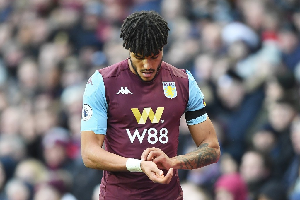 Tyrone Mings is likely to miss out for Aston Villa. (Photo by Michael Regan/Getty Images)