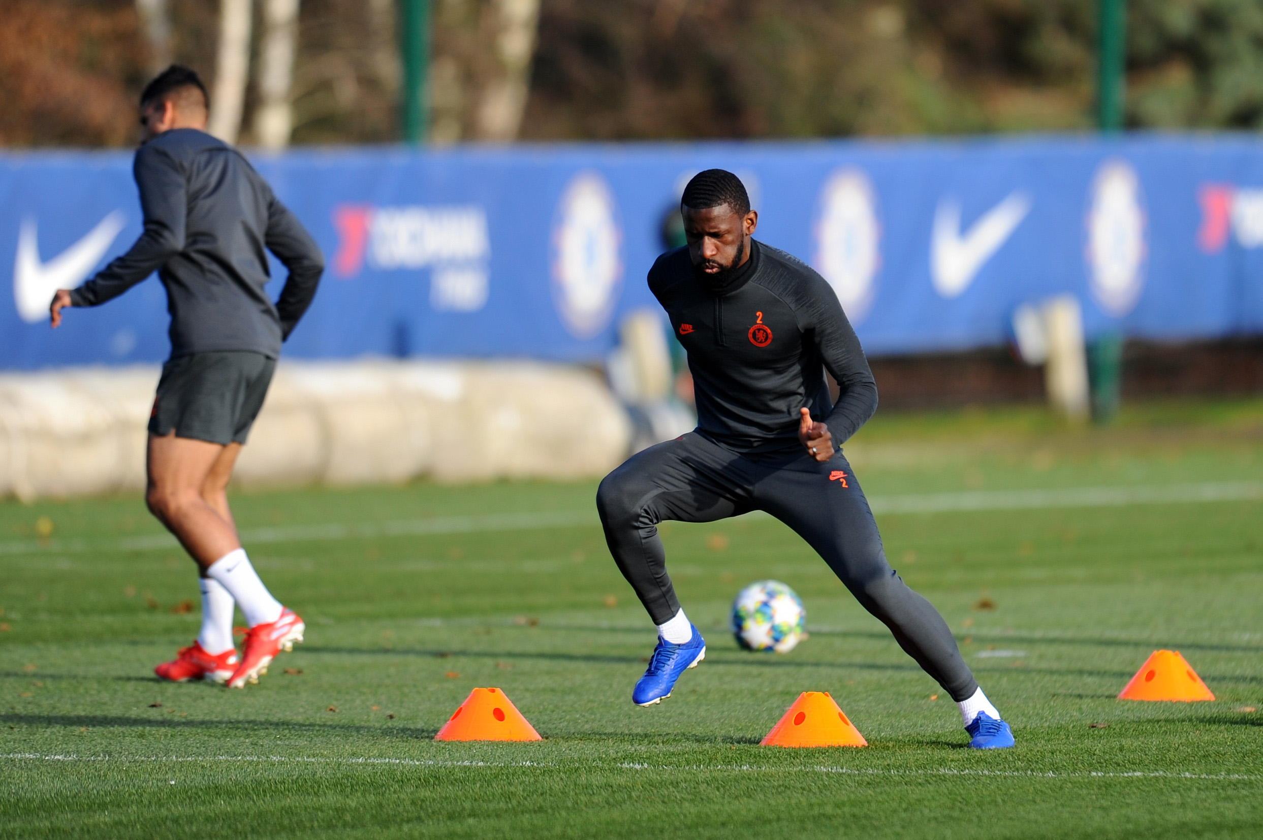 Rudiger set to return for Chelsea (Photo by Alex Burstow/Getty Images)