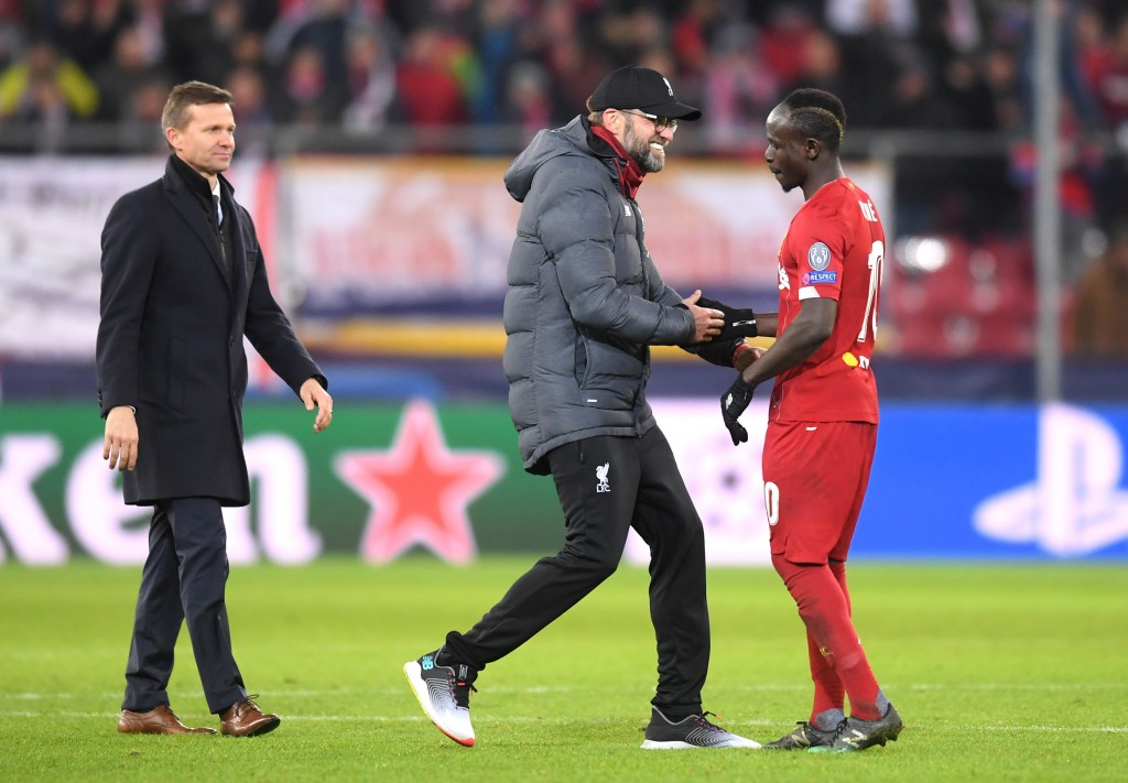 Jurgen Klopp's go-to man delivered yet again. (Photo by Michael Regan/Getty Images)