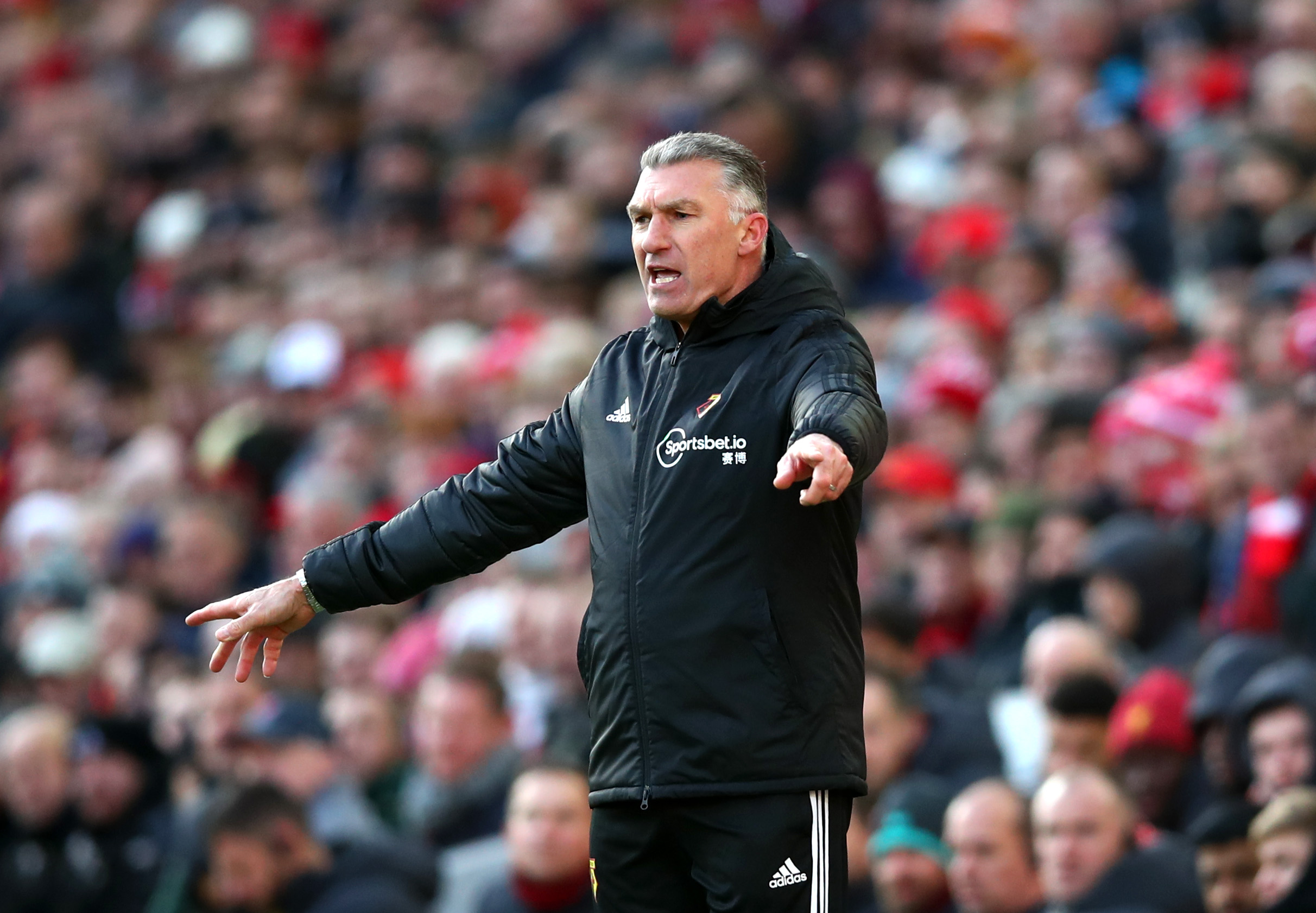 Can Nigel Pearson get Watford's season back on track? (Photo by Clive Brunskill/Getty Images)