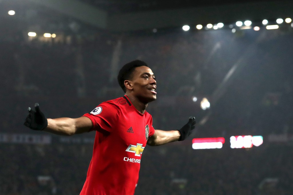 Will we see the best version of Anthony Martial this season?  (Photo by Ian MacNicol/Getty Images)