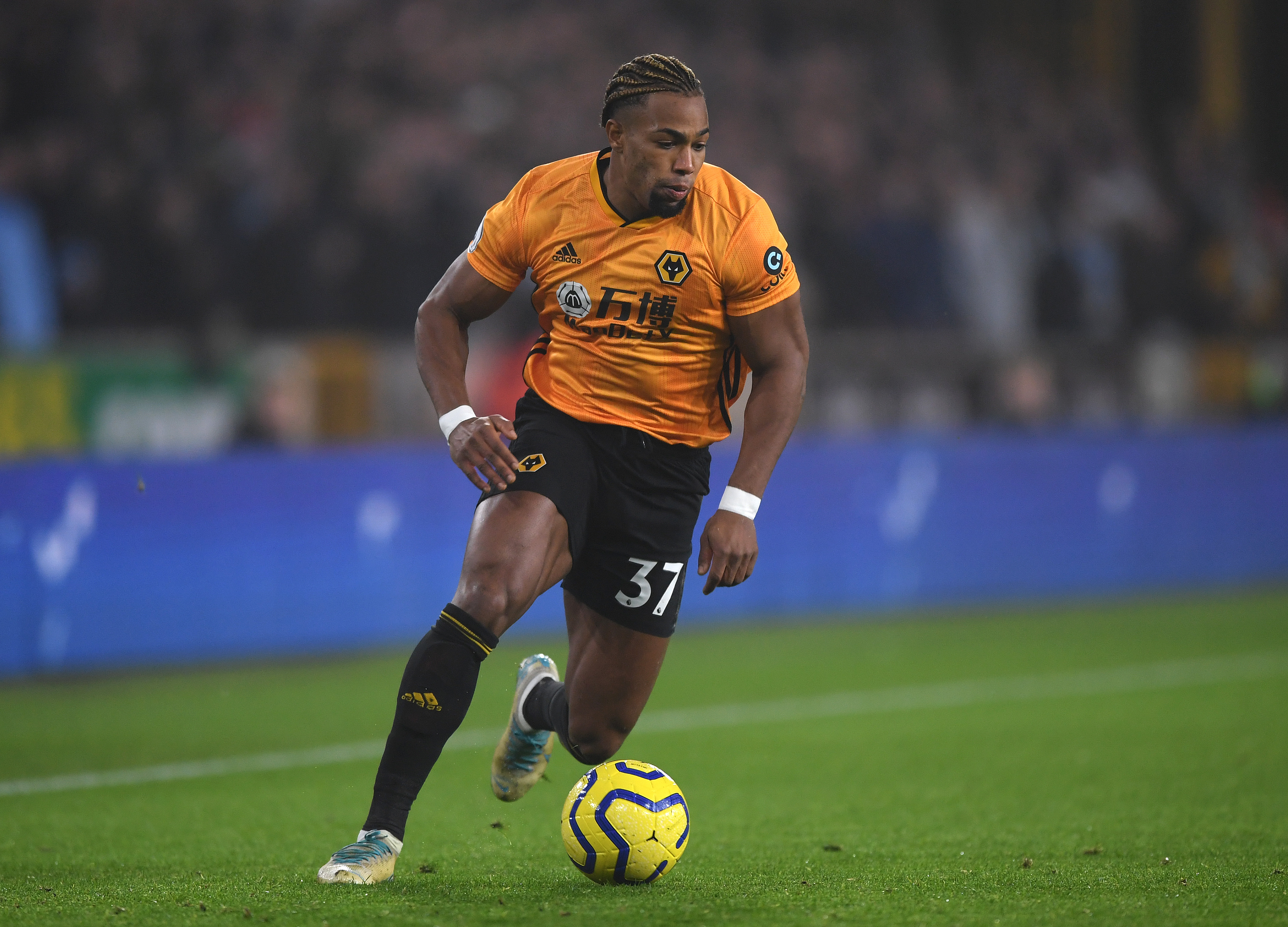 Liverpool and Tottenham Hotspur to fight it out for Adama Traore.
