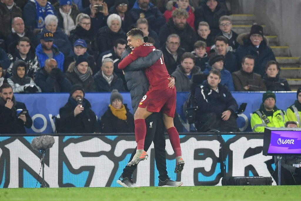 Firmino was brilliant once again (Photo by Michael Regan/Getty Images)