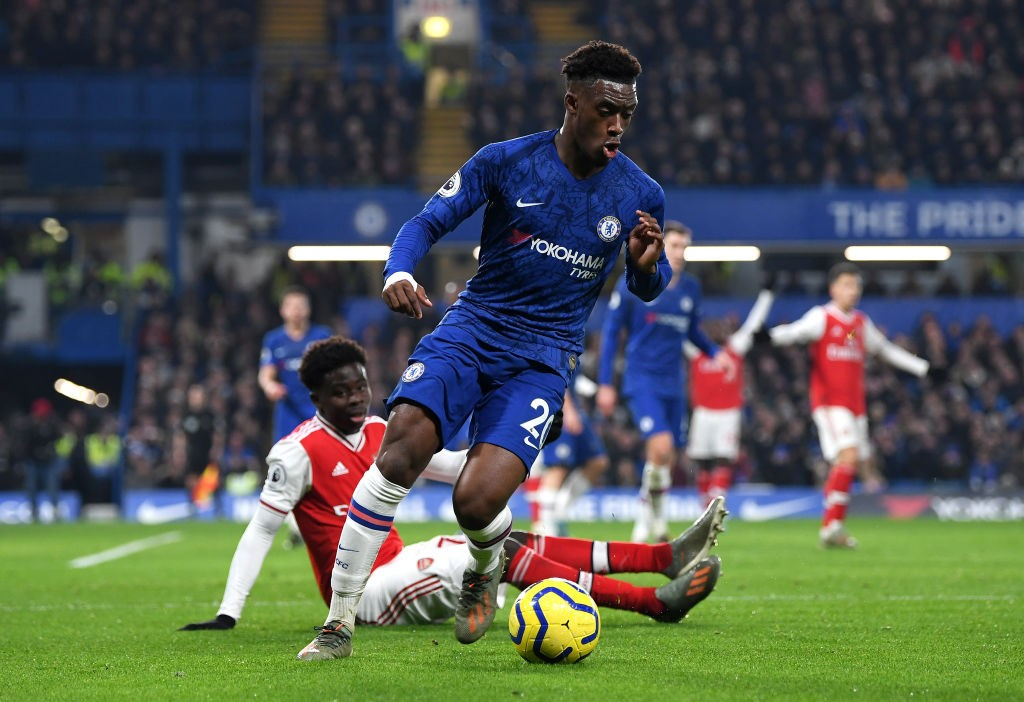 Should Hudson-Odoi leave Chelsea to fulfil his potential? (Photo by Shaun Botterill/Getty Images)