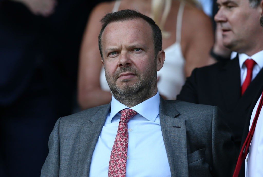 Ed Woodward hinted it might not be 'business as usual' in the transfer market for United (Photo by Jan Kruger/Getty Images)
