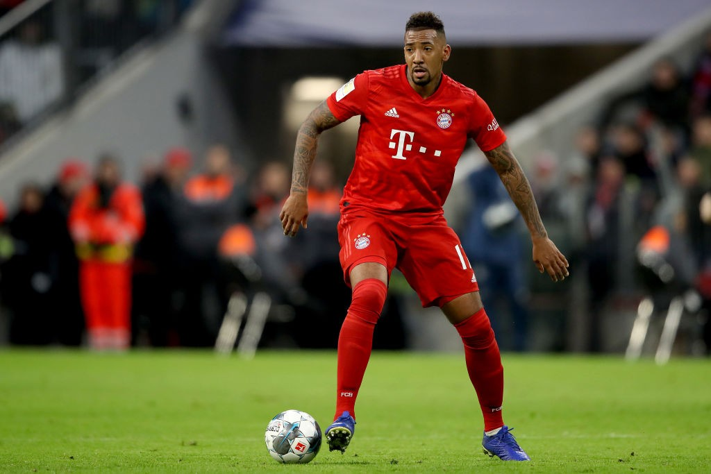 Boateng to return to Premier League? (Photo by Alexander Hassenstein/Bongarts/Getty Images)