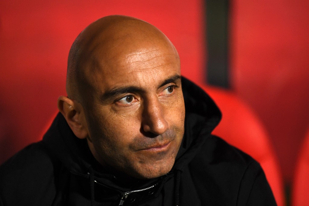 Abelardo will take charge of his first game as Espanyol boss. (Photo by David Ramos/Getty Images)