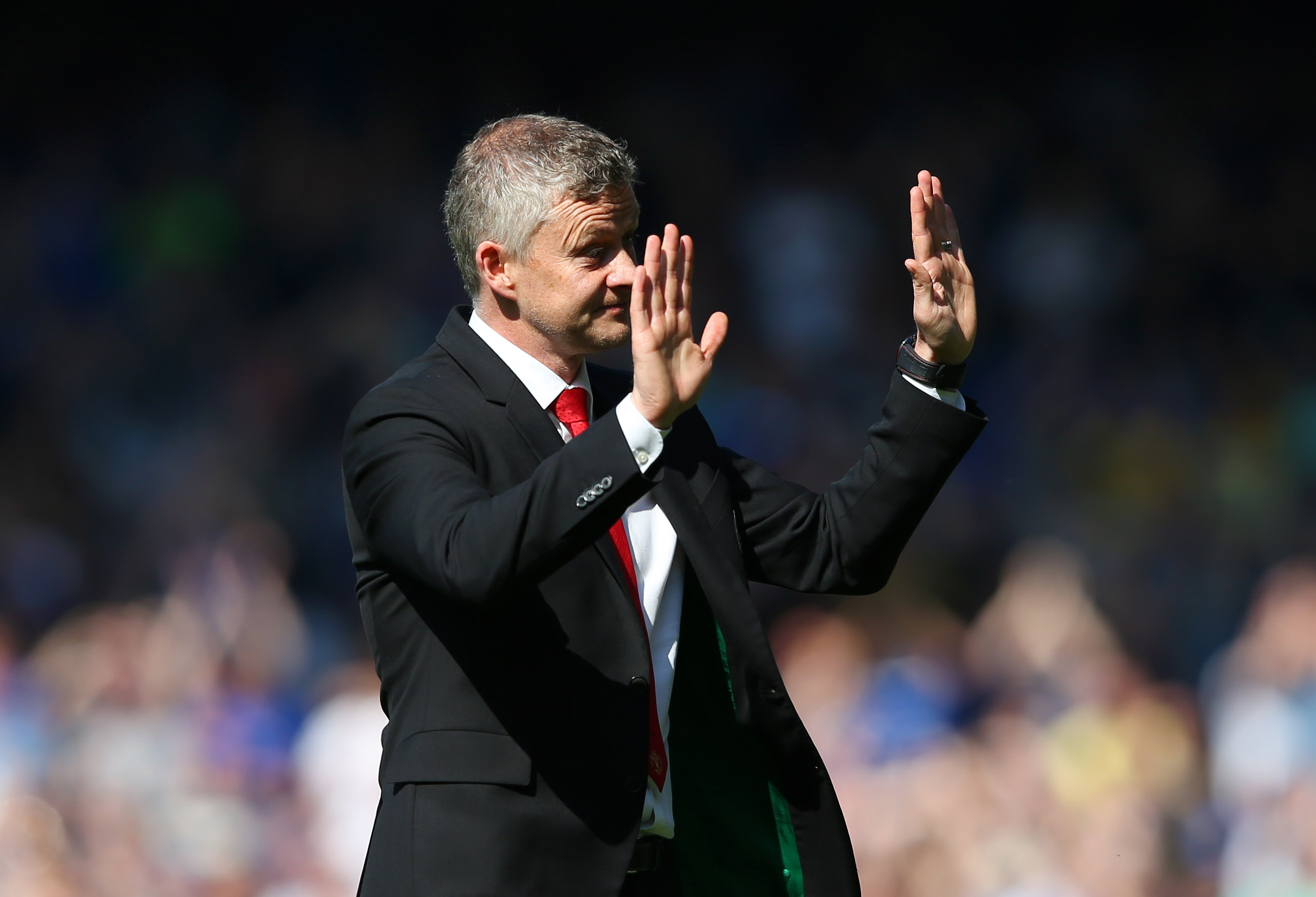 Solskjaer claims Manchester United's transfer business for the summer is done (Photo by Alex Livesey/Getty Images)