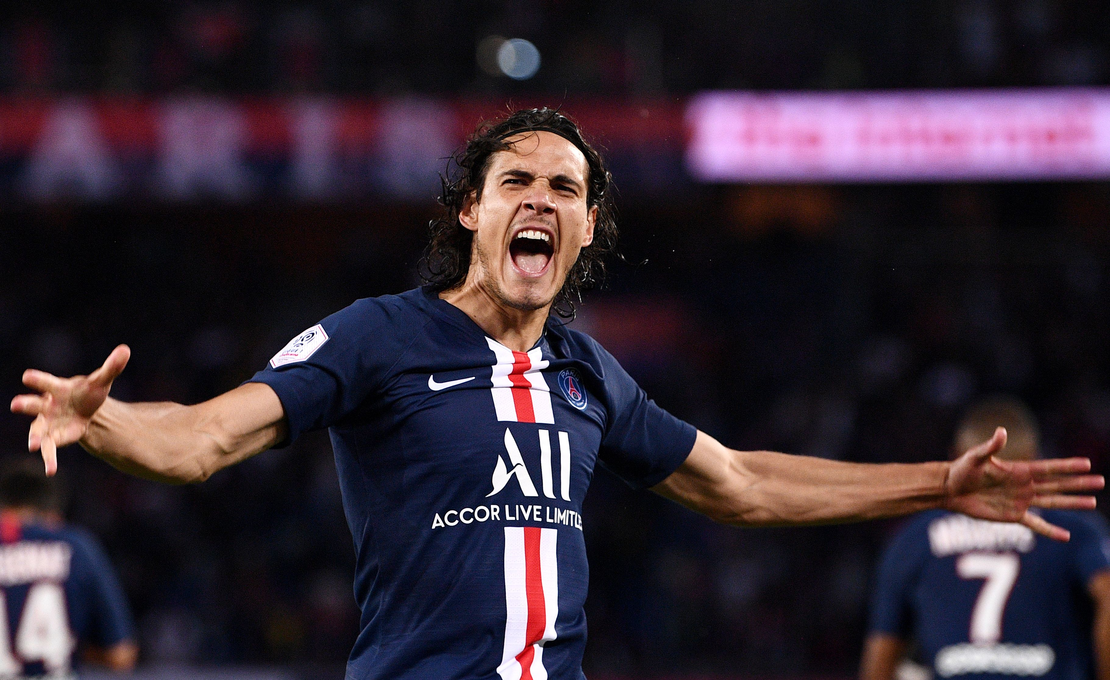 Cavani has rejected a contract offer from Manchester United (Photo credit should read FRANCK FIFE/AFP via Getty Images)