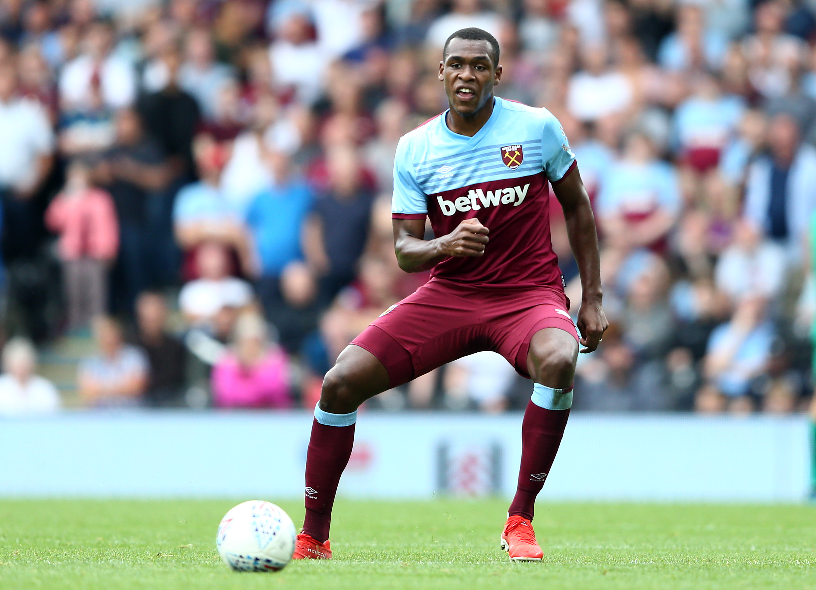 Diop wanted by Arsenal and Manchester United (Photo by Warren Little/Getty Images)