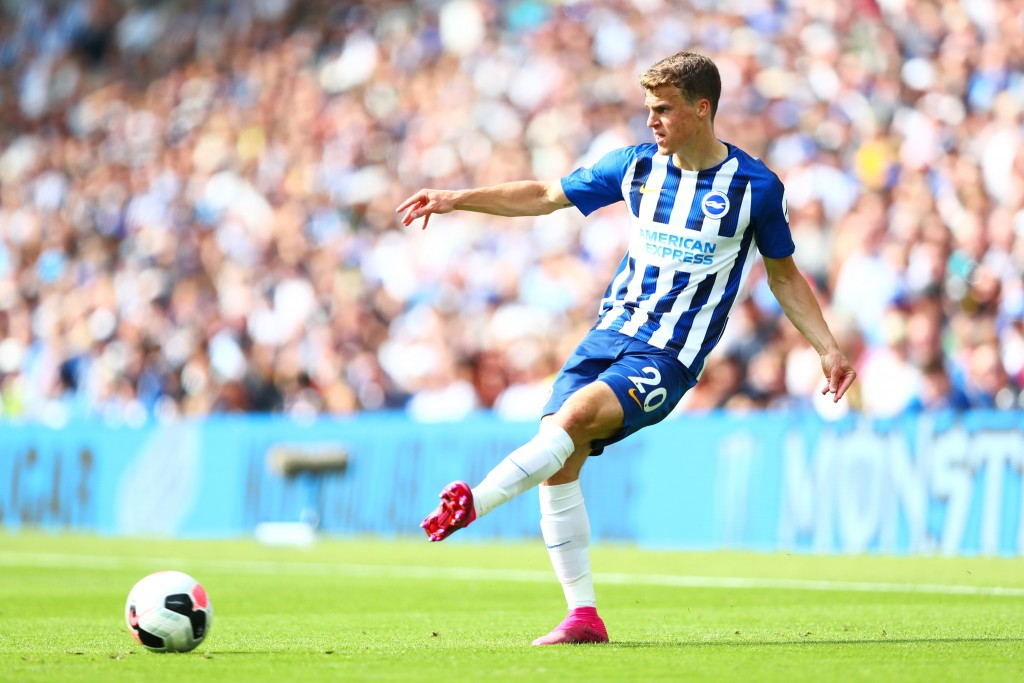 Solly March is closing in on his return. (Photo by Dan Istitene/Getty Images)