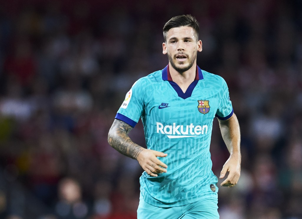 Carles Perez is set for a new phase in his career after leaving Barcelona. (Photo by Aitor Alcalde/Getty Images)