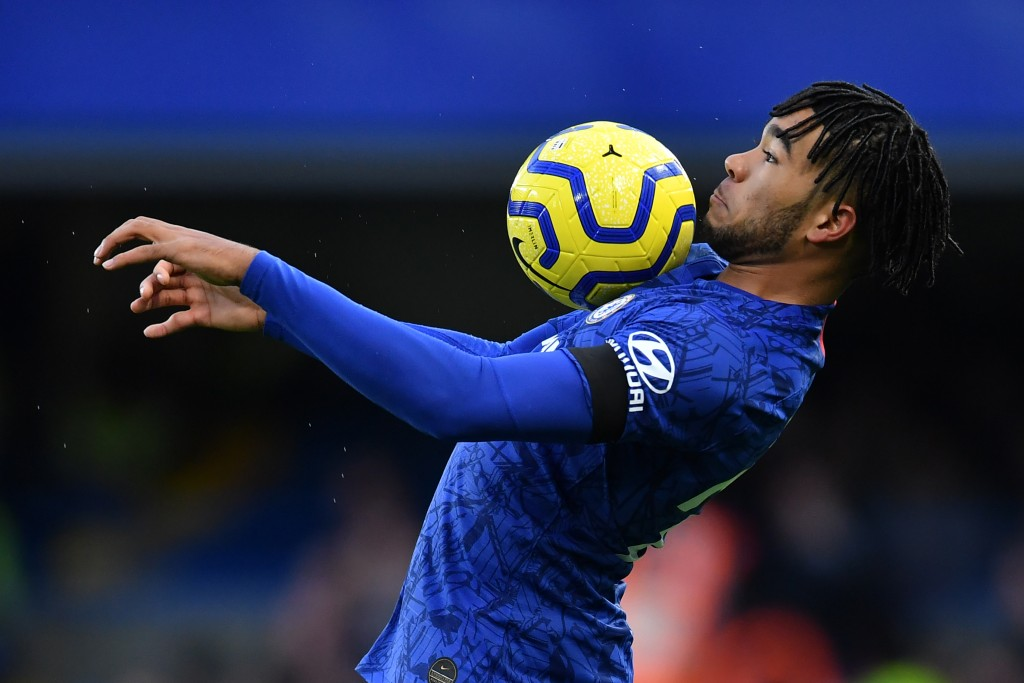 Calm, collected and now with a new contract, Reece James is having quite the season. (Picture Courtesy - AFP/Getty Images)
