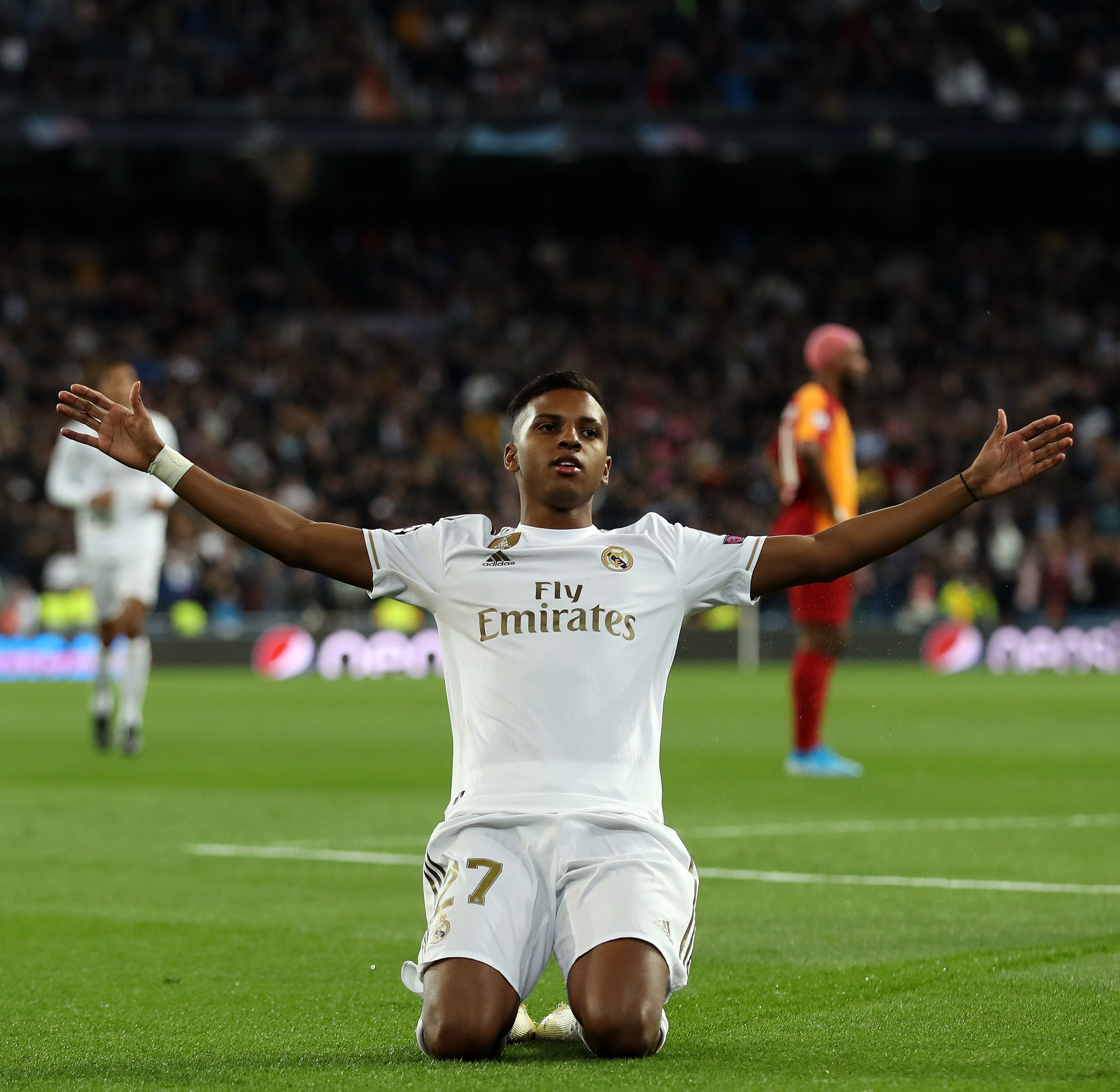 Rodrygo - The new wonderkid on the block (Photo by Angel Martinez/Getty Images)
