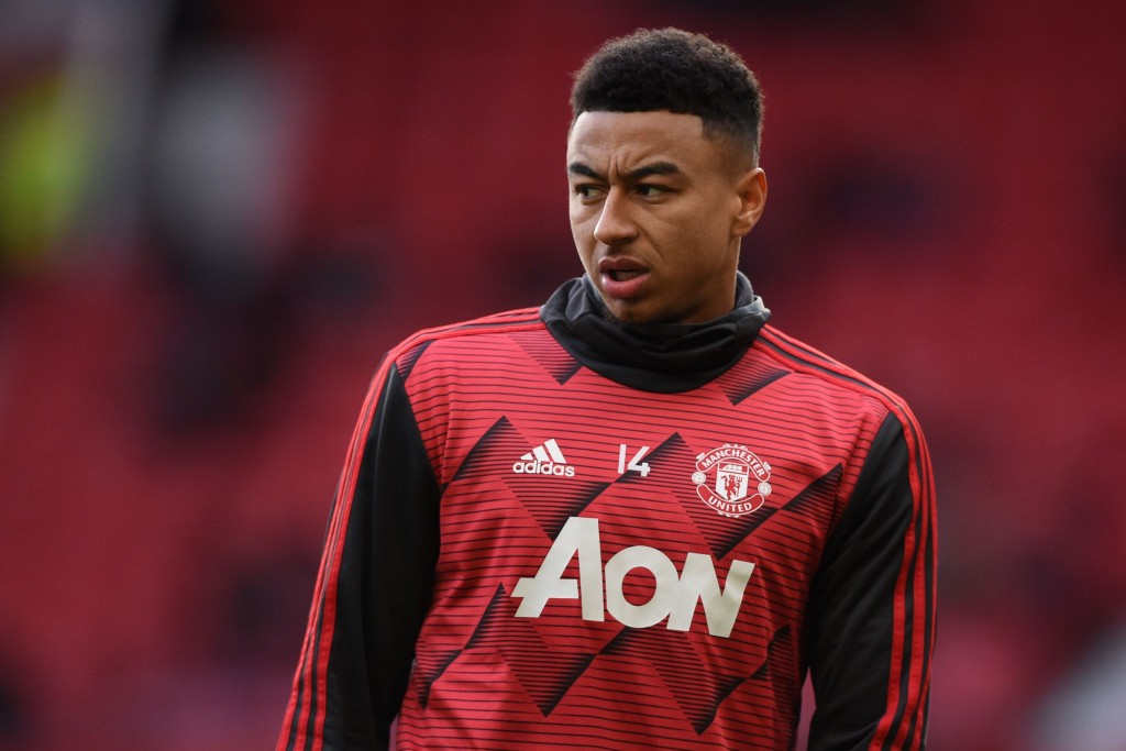What next for Jesse Lingard? (Photo by Oli Scarff/AFP via Getty Images)