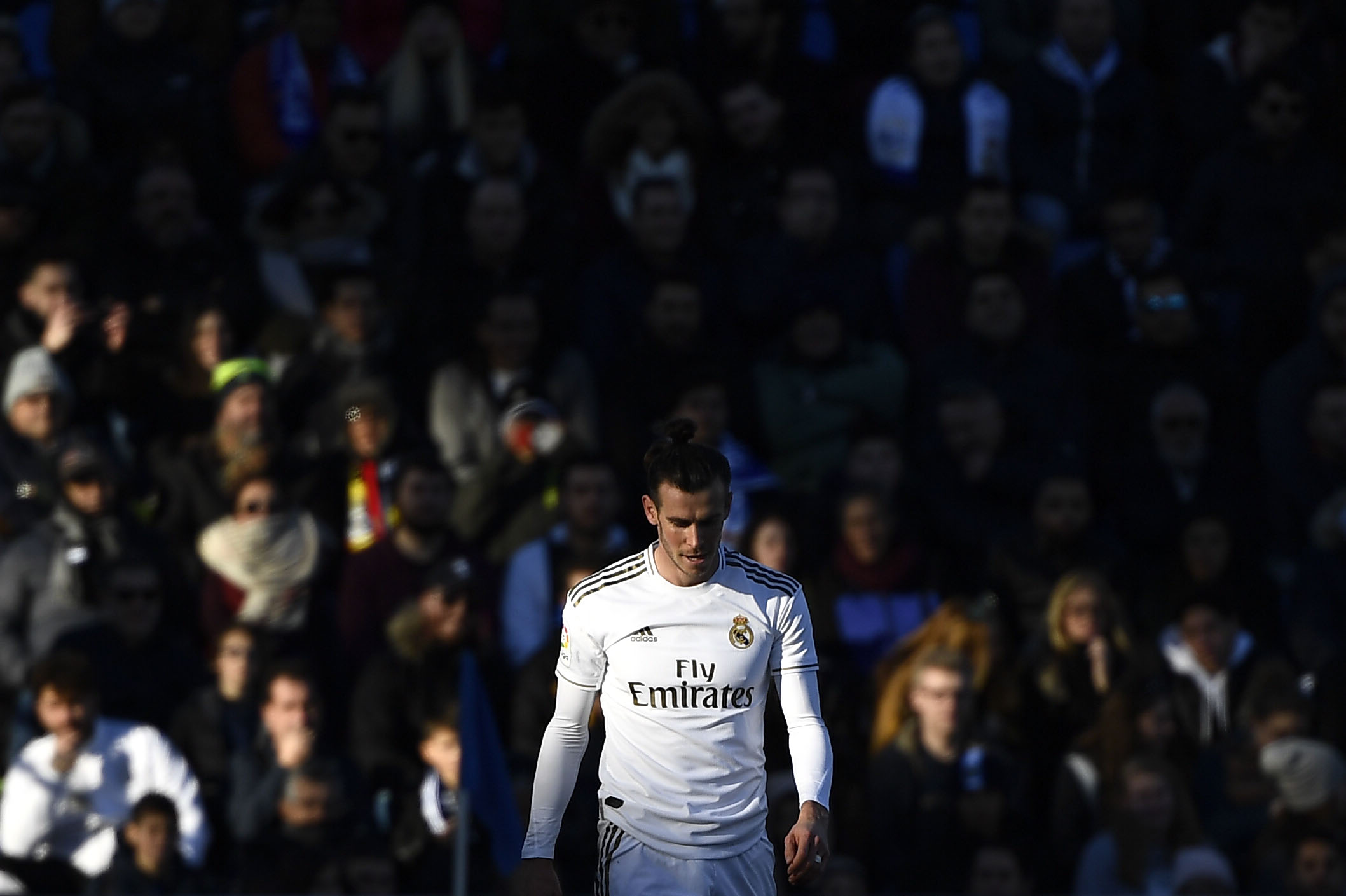 Will Bale come out of the shadows to get his career back on track? (Photo by Oscar del Pozo/AFP via Getty Images)