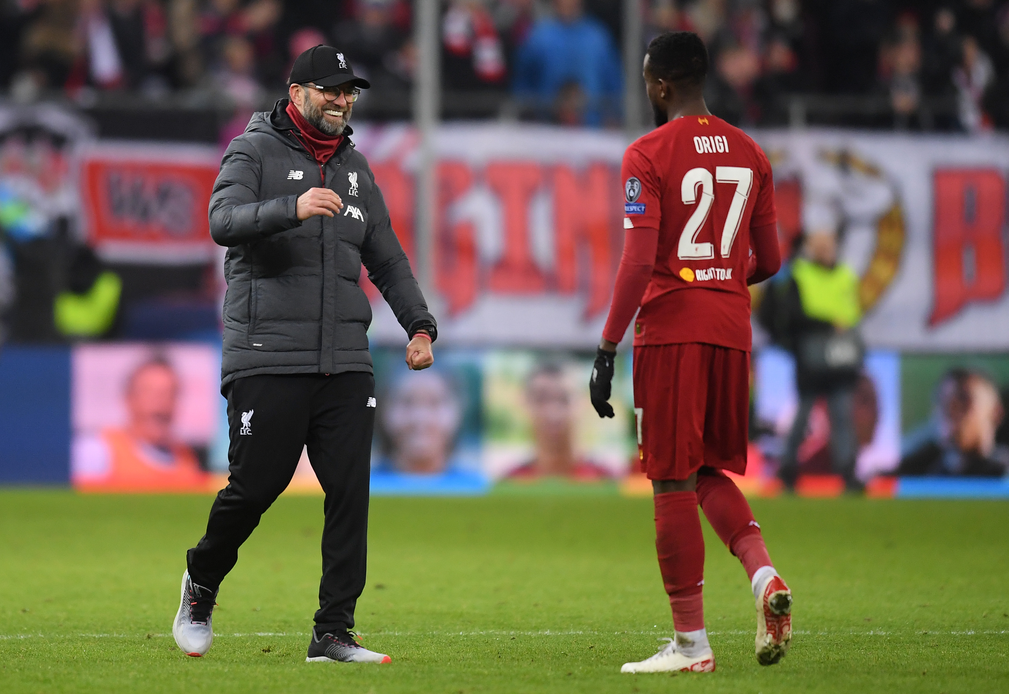 Klopp ready to part ways with Origi? (Photo by Michael Regan/Getty Images)