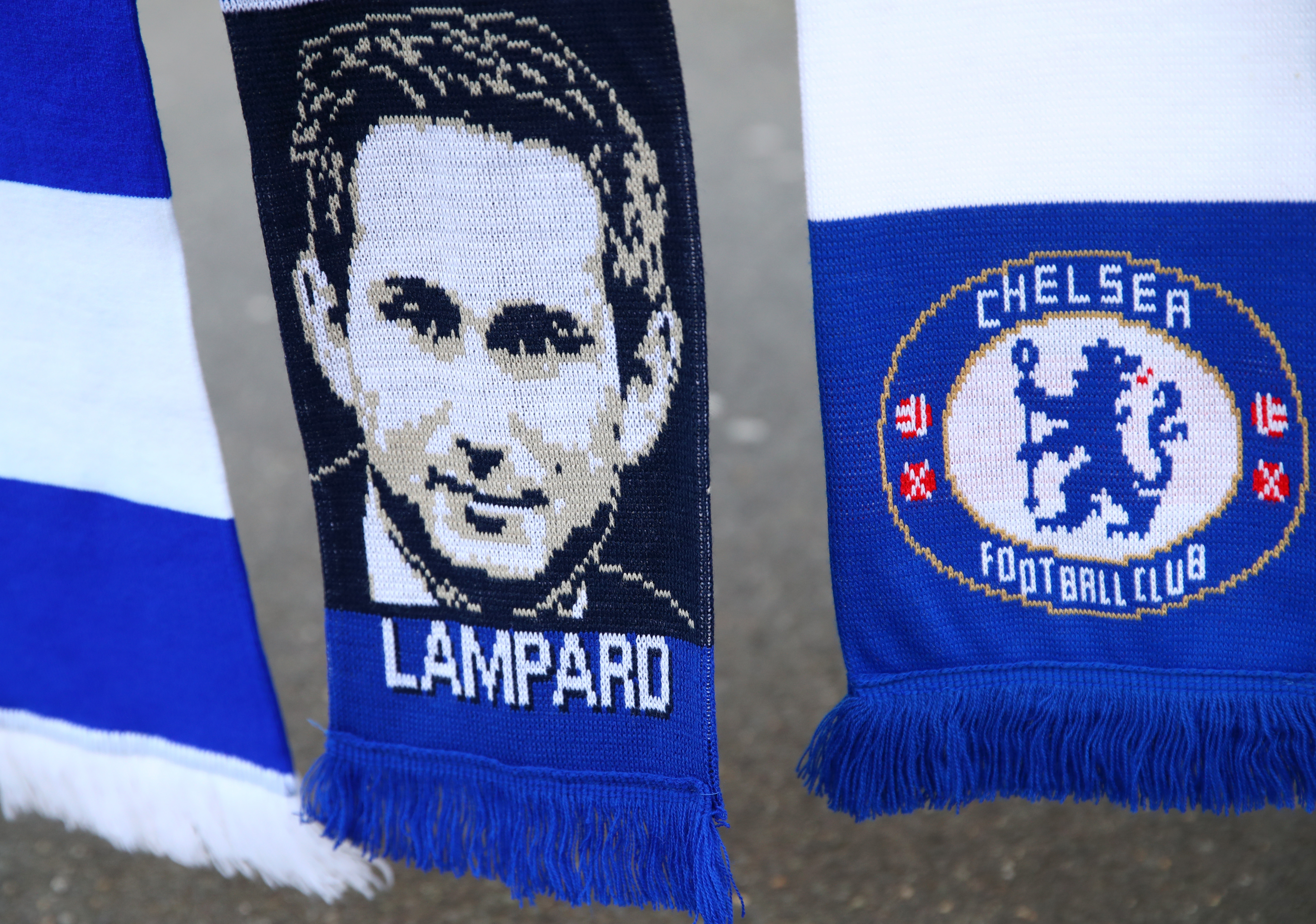 Lampard's first time in the UCL as a manager ended in humiliation. Tomorrow, he goes again. (Picture Courtesy - AFP/Getty Images)