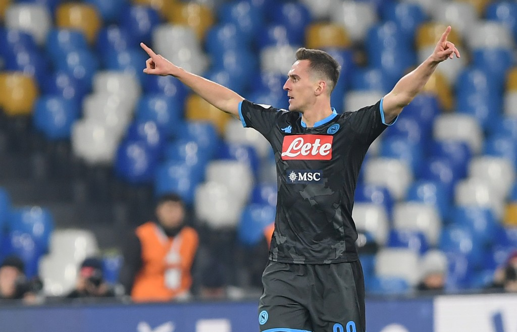 On Manchester United's radar. (Photo by Francesco Pecoraro/Getty Images)