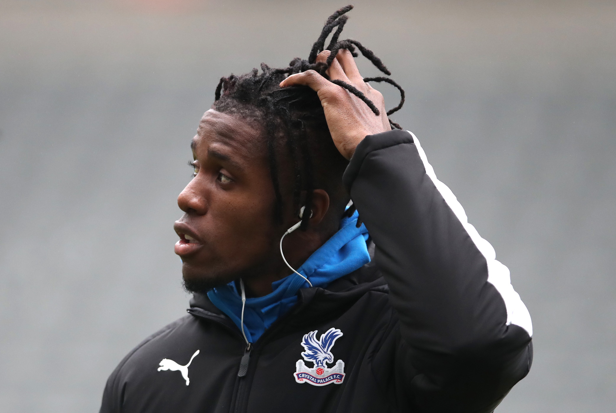 Will Wilfried Zaha finally get his dream move to a big club?(Photo by Ian MacNicol/Getty Images)