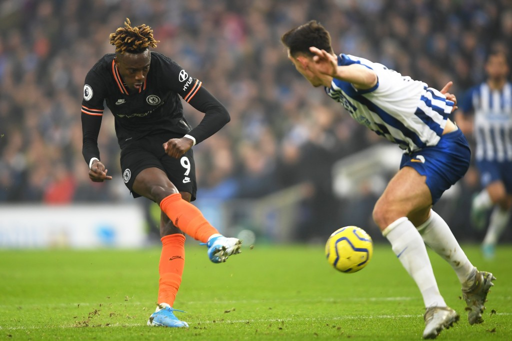 Tammy Abraham was too selfish in the moment that could have completely altered the course of the game. (Photo by Mike Hewitt/Getty Images)