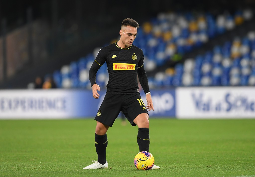 Lautaro Martinez needs to step up. (Photo by Francesco Pecoraro/Getty Images)