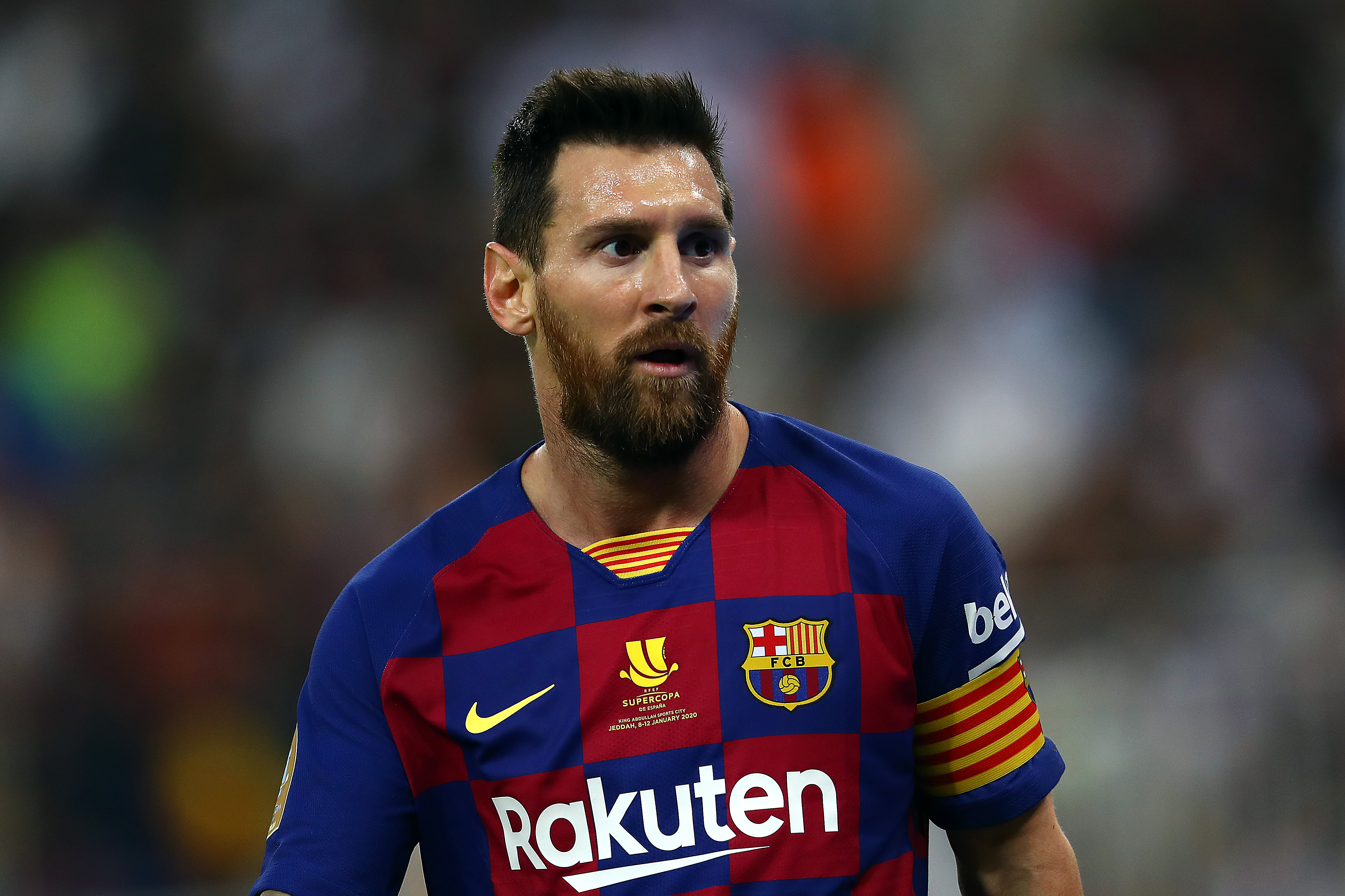 Barcelona will look up to Messi as they look to return to winning ways (Photo by Francois Nel/Getty Images)