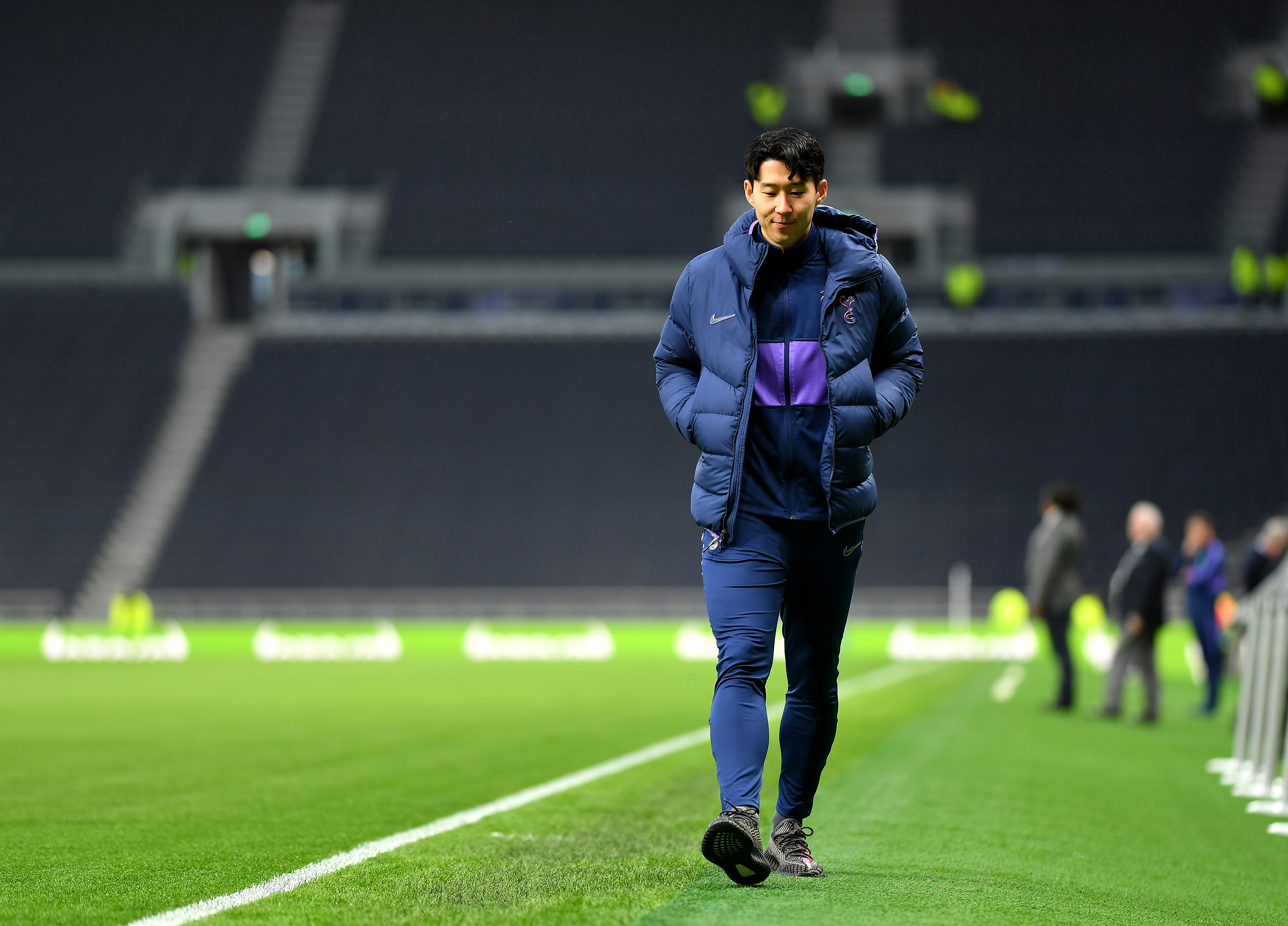 Son will be key for Tottenham (Photo by Justin Setterfield/Getty Images)