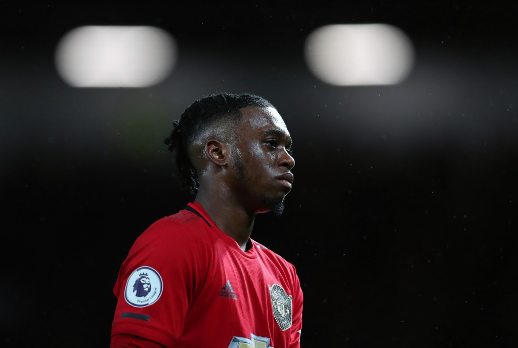 The clear standout for Manchester United. (Photo by Catherine Ivill/Getty Images)
