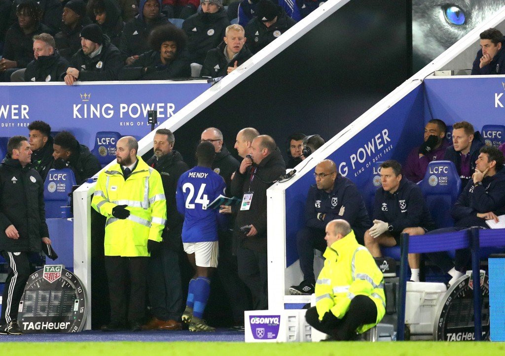 Nampalys Mendy has been ruled out till March due to a knee injury. (Photo by Catherine Ivill/Getty Images)