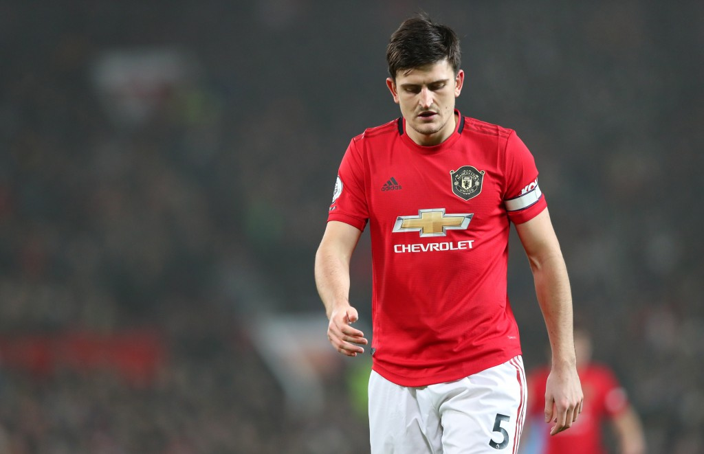 Can Maguire put his off-field issues behind him? (Photo by Alex Livesey/Getty Images)