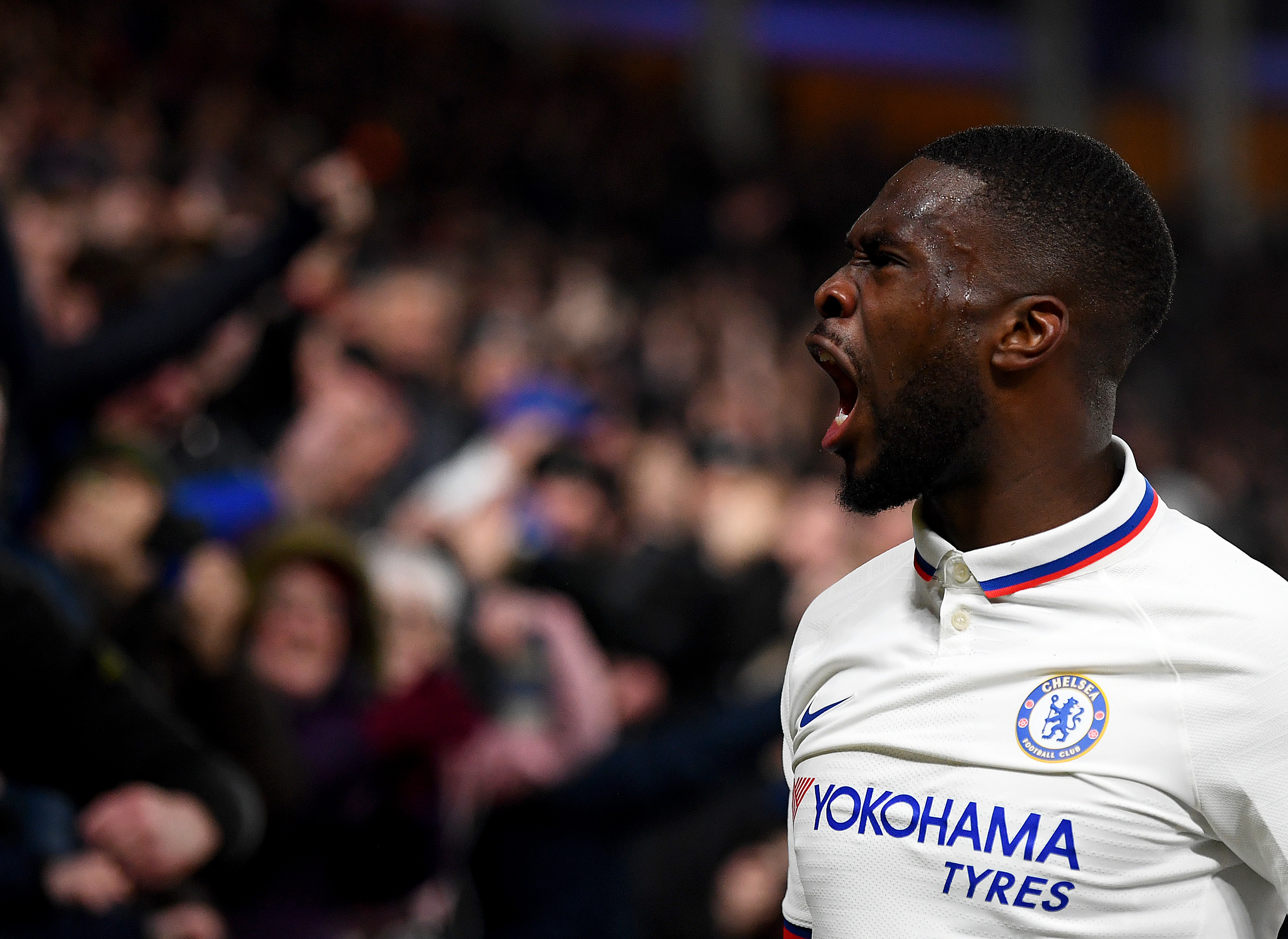 A roaring performance from Tomori (Photo by Clive Mason/Getty Images)