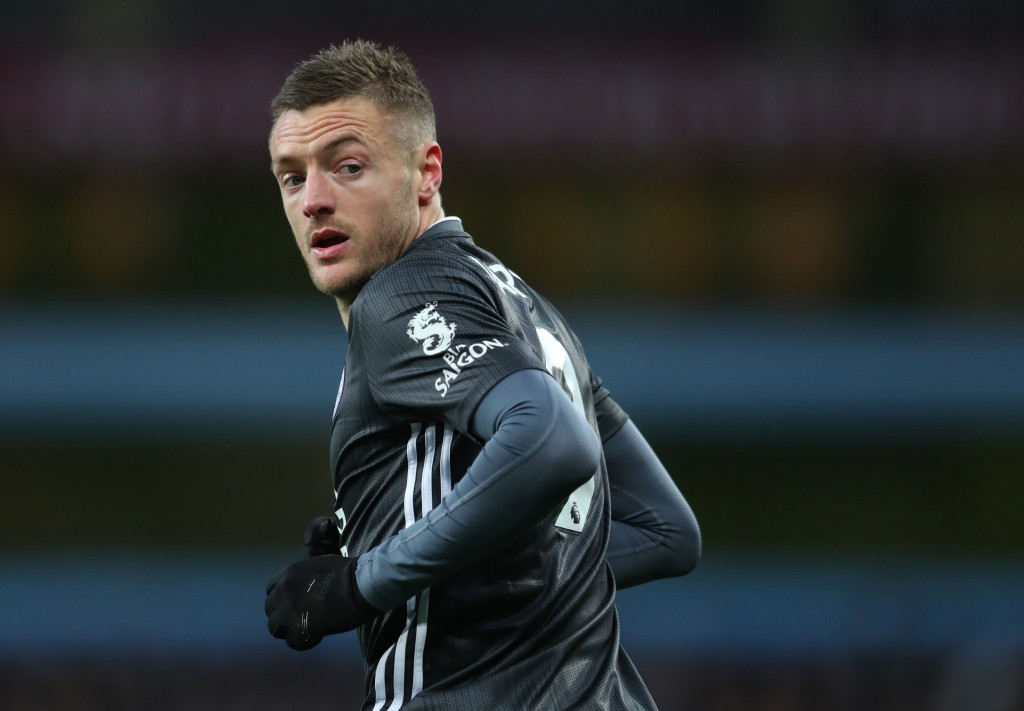 Can Vardy get back to his best? (Photo by Catherine Ivill/Getty Images)