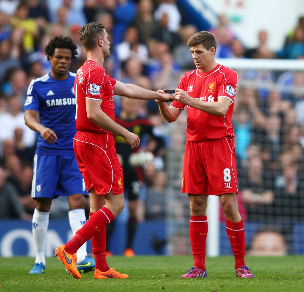 Following Gerrard was a daunting and unenviable task. (Photo by Clive Rose/Getty Images)