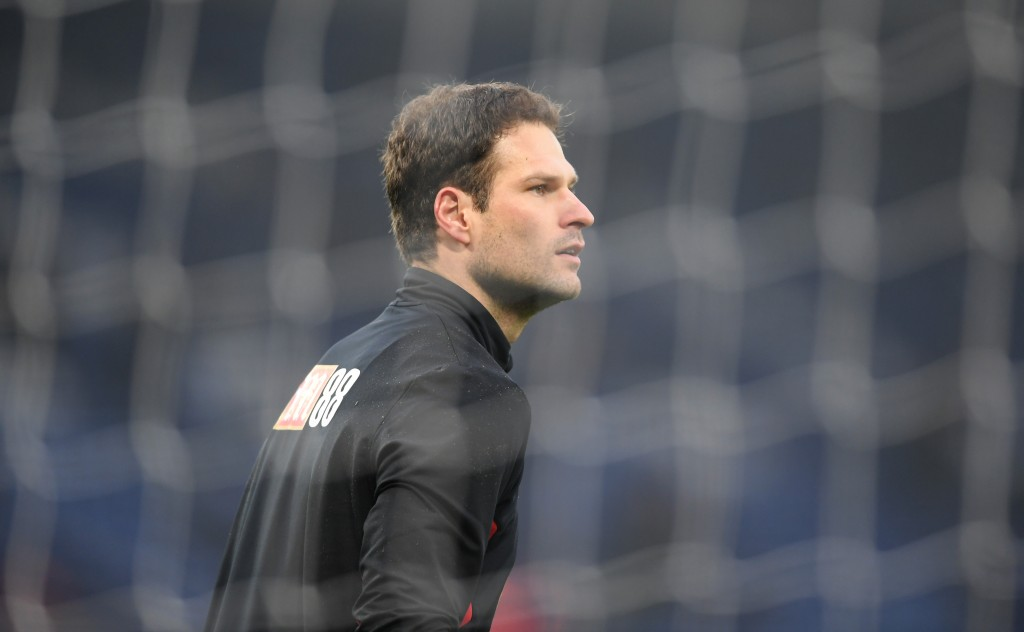 Asmir Begovic has joined AC Milan on loan from Bournemouth. (Photo by Laurence Griffiths/Getty Images)