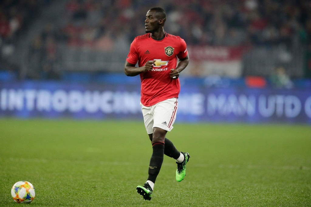 Is Bailly set to leave Manchester United? (Photo by Will Russell/Getty Images)